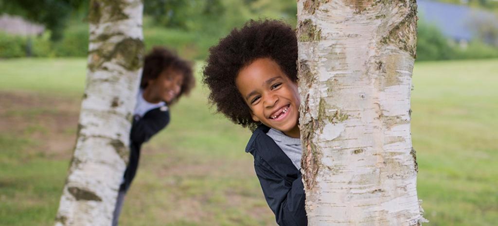 natürliche Kindergarten Fotografie